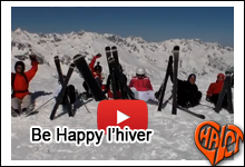 Be Happy l'hiver au Chalet Coeur 73530 Saint Sorlin d'Arves