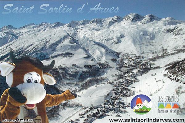 Chalet Coeur Location 224 Saint Sorlin D Arves Savoie